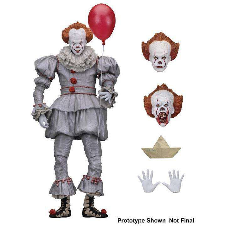Image of It (2017) Ultimate Pennywise Figure