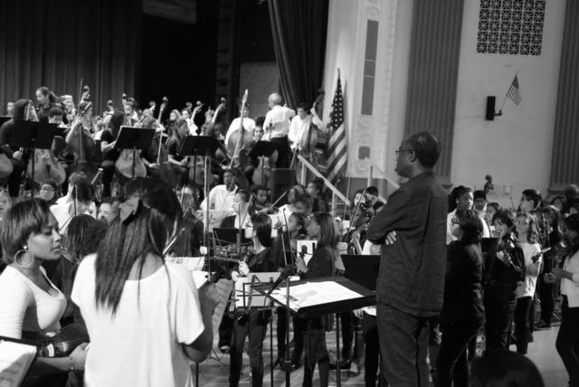 OUSD Mourns Loss of Michael Morgan, Oakland Symphony Music Director, Long-Time Supporter of Oakland Unified Music Students 3