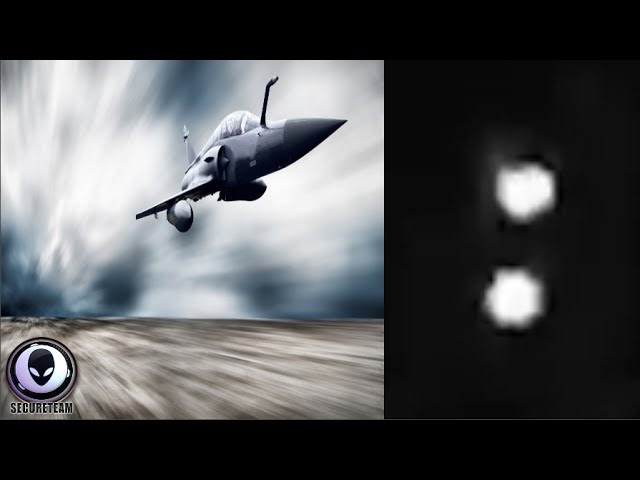 UFO News ~ MILITARY JET Chases TWO Unknown Craft Over California plus MORE Sddefault