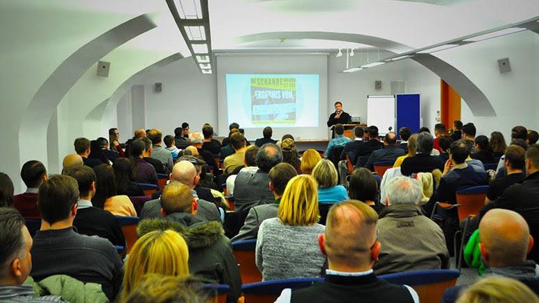 Identitärer Kongress in Graz