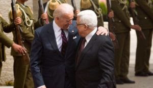 A Biden Presidency Would Mean Your Tax Dollars Going to the Palestinian Jihad