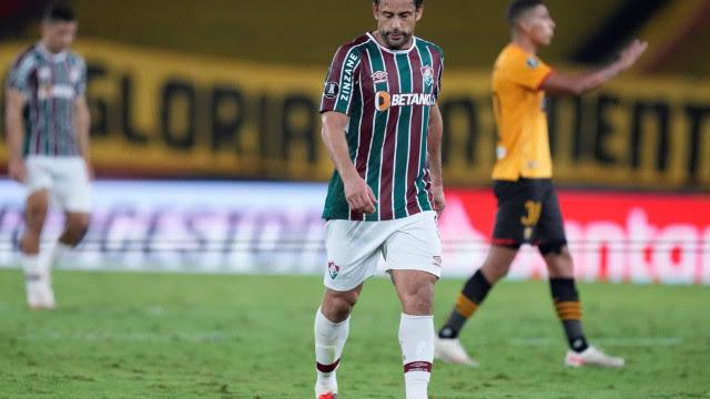 Fluminense empata em 1 a 1 com Barcelona e dá adeus à Libertadores