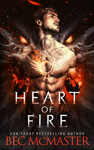 Cover for 'Heart Of Fire (Legends of the Storm Book 1)'