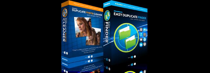 WebMinds Easy Duplicate Finder + Duplicate Photo Finder + Easy File Shredder - Bundle (65% Off)</p><p>