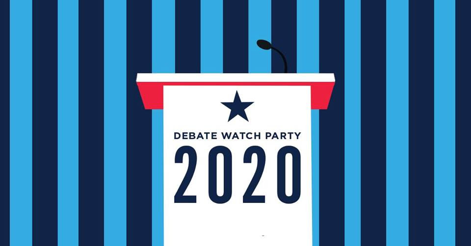 Democratic Debate Watch Party 1 | Louisiana