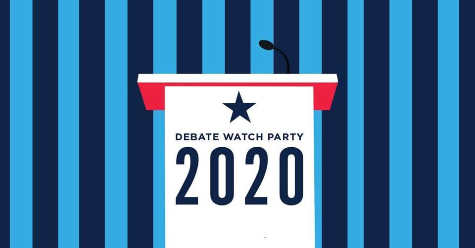 Democratic Debate Watch Party 1 | Louisiana