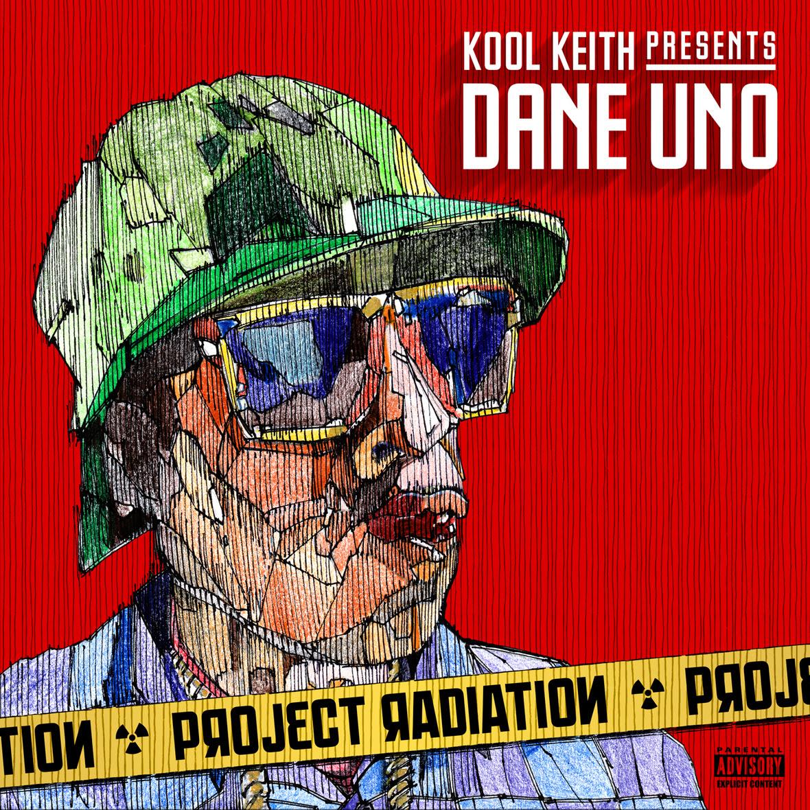 Kool Keith Dane Uno 2016