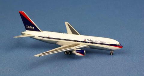 Boeing 767-200 Delta Airlines N110DA | is due: August 2019