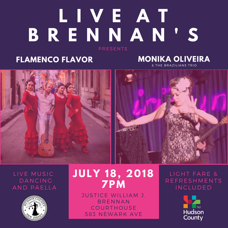Live at Brennan's | Flamenco Flavor & Monika Oliveira