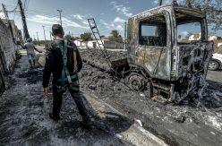 Las bandas de narcos paralizan una ciudad brasileña con disturbios en el primer gran desafío a Bolsonaro