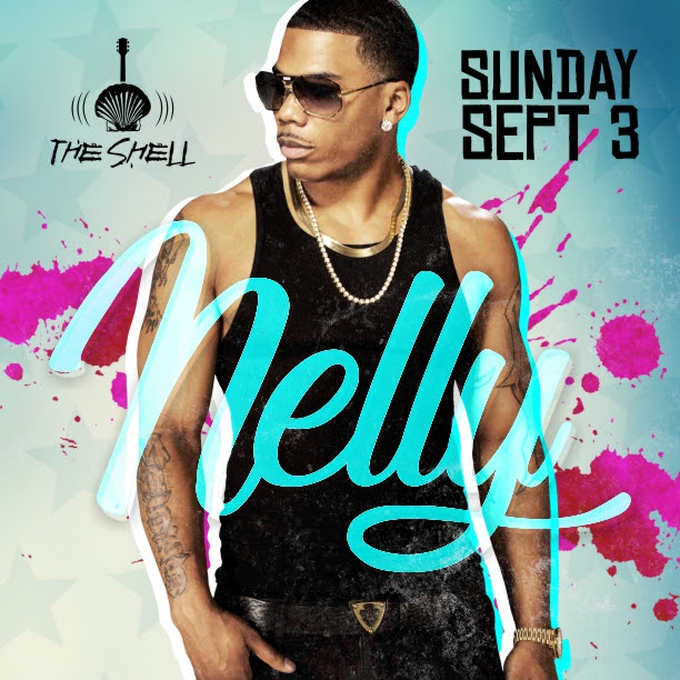 Nelly at The Shell