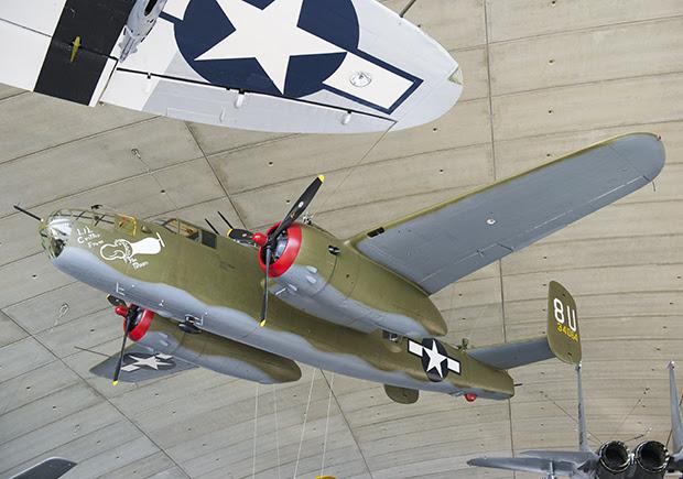 B-25 Mitchell 8U