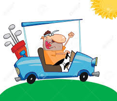 Image result for girls golf cart clip art