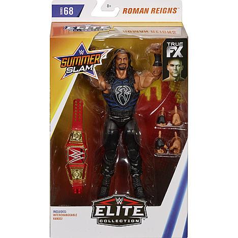 Image of WWE Wrestling Elite Series 68 - Roman Reigns