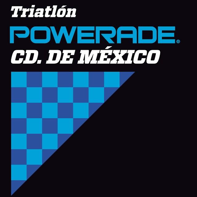 Triatlón Powerade Ciudad de México 2018