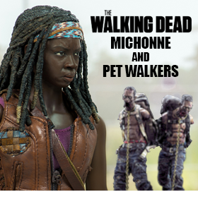 WALKING DEAD 1/6 SCALE FIGURES