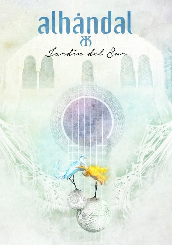 Alhandal DVD - JARDIN DEL SUR