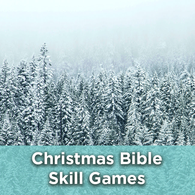 Christmas Bible Skill Games