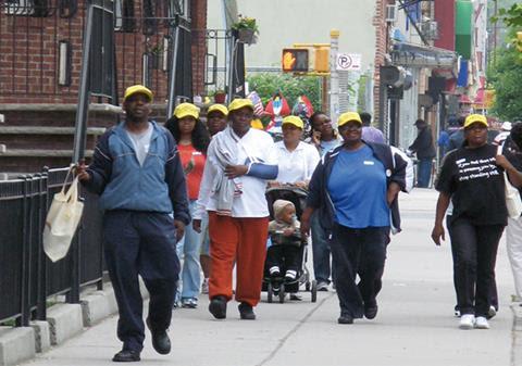 Housing for Health Team Members 2010