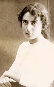Рахель. Фото: Википедия, общественное достояние