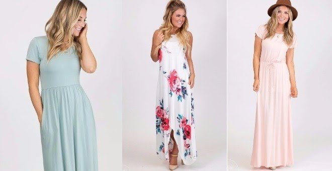 HOT!! Maxi Dress Blowout!
