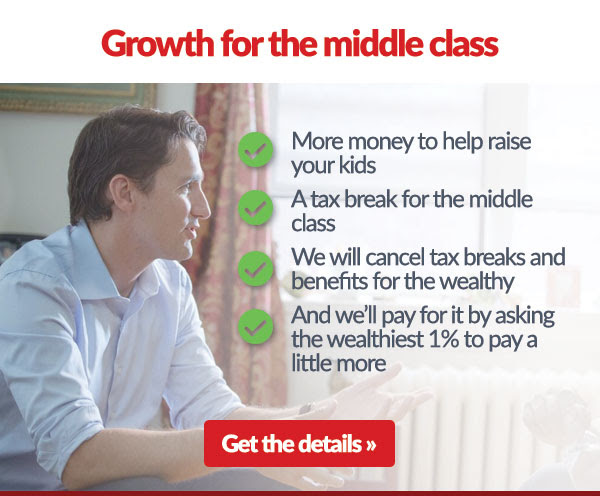 Growth for the middle class