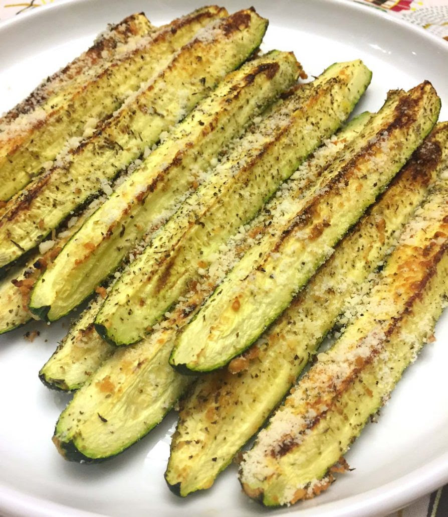 Image result for baked zucchini spears