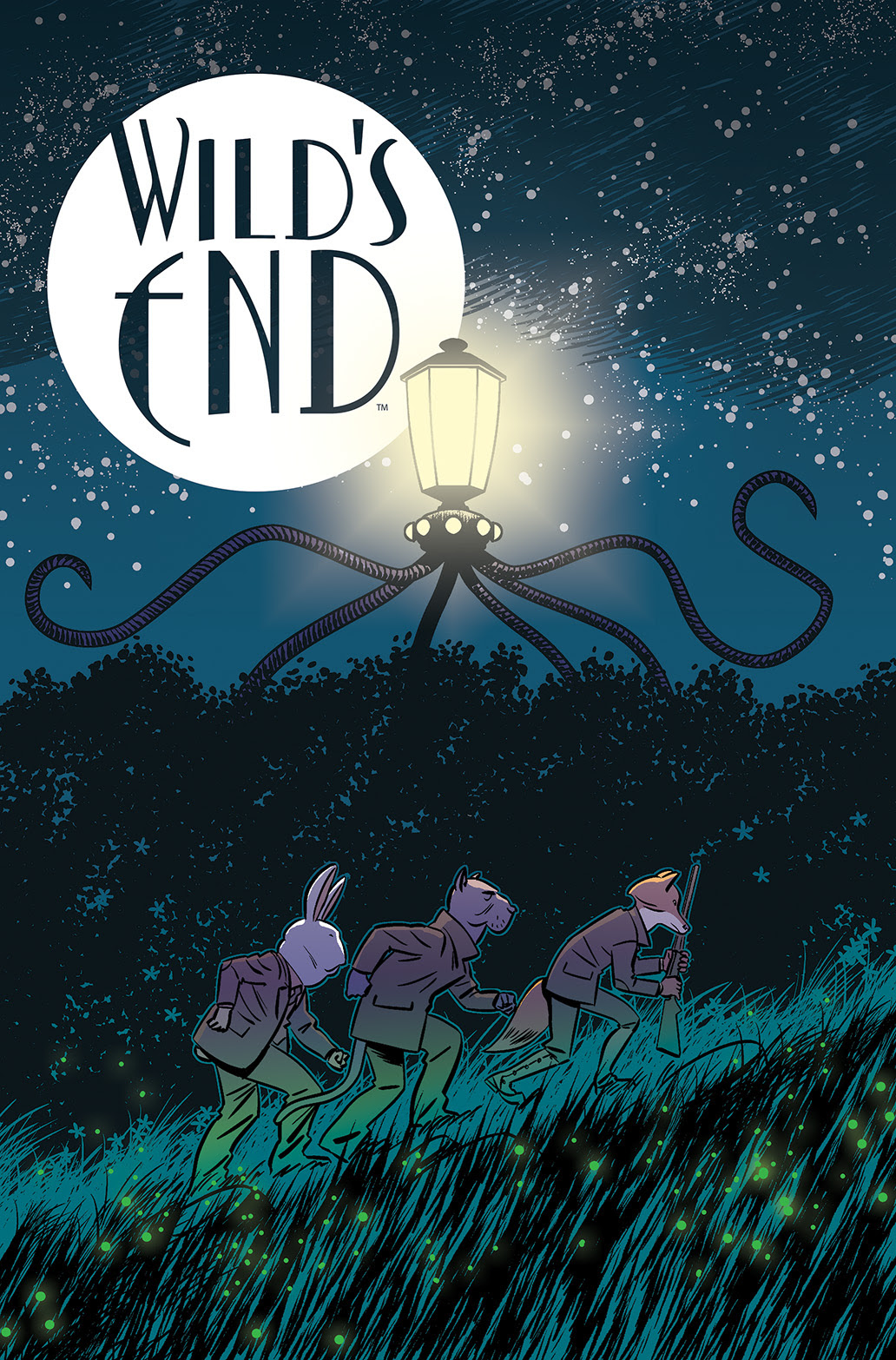 Wild's End #1 Cover A