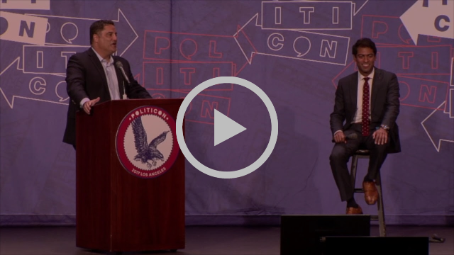 Cenk Uygur vs. Ben Shapiro Politicon 2017