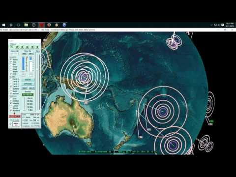 9/21/2016 -- New Earthquake Forecast Areas -- West Coast, Japan, Asia, Europe  Hqdefault