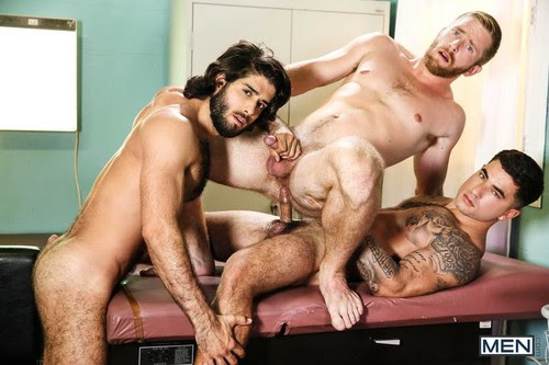 MEN – Plastics Part 2 (Diego Sans, Scott Riley & Vadim Black)