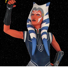 Star Wars Premier Collection Ahsoka Tano (Clone Wars) Limited Edition Statue