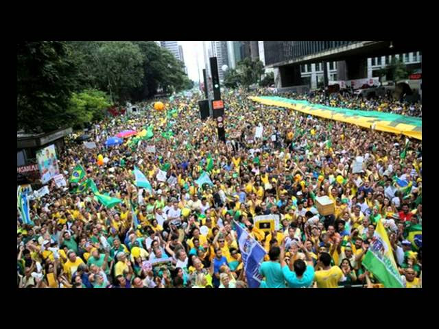 Brazil Is Under Attack by Hybrid War, Protesters Fill the Streets  Sddefault