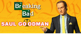 BREAKING BAD 6 INCH SAUL GOODMAN