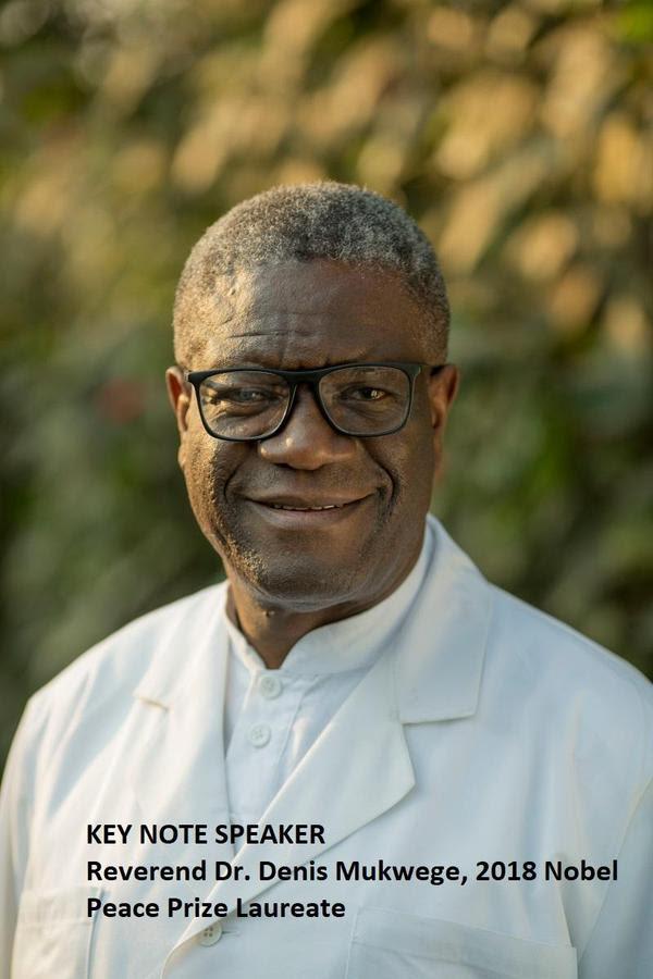 Rev. Dr. Denis Mukwege