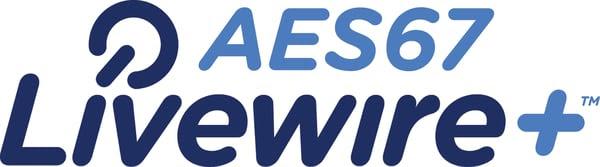Livewire+AES67 TM-Color Logo