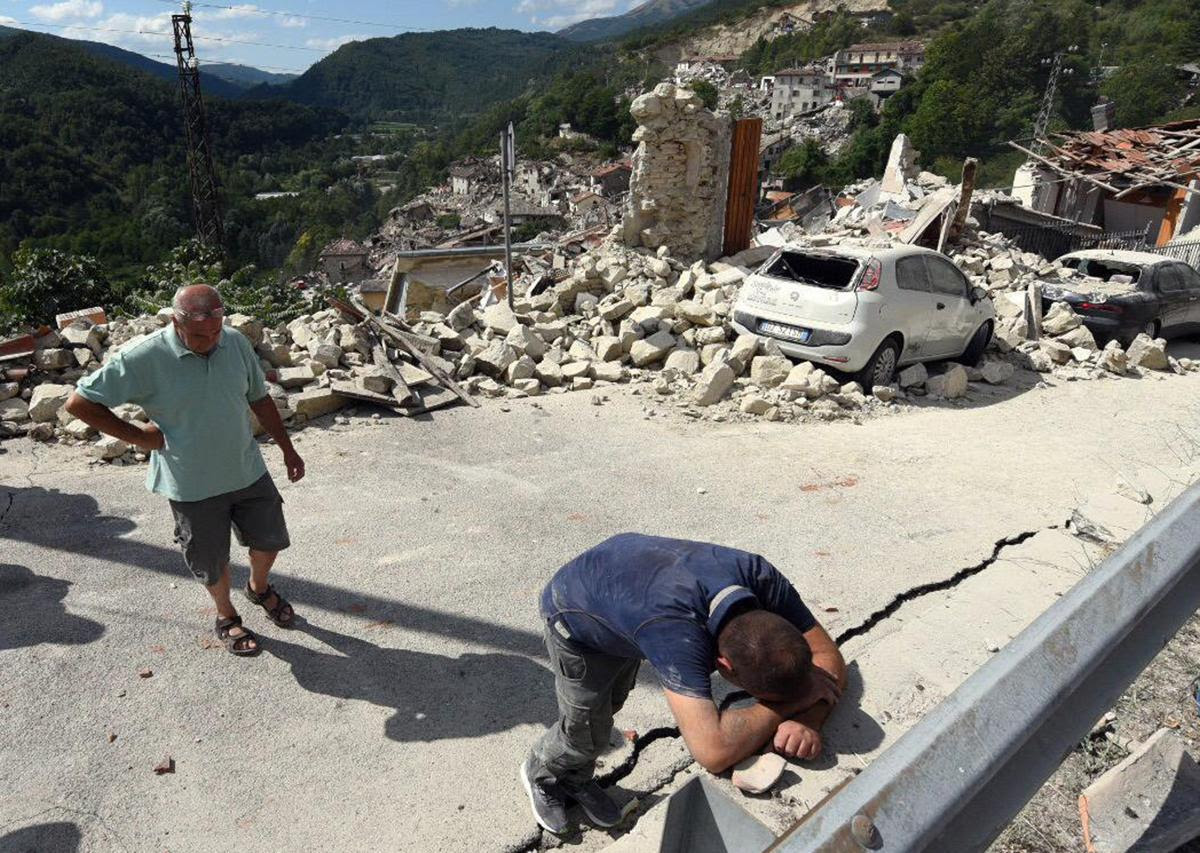 c18e02b858b7445f96cdcd3bc63921ce c18e02b858b7445f96cdcd3bc63921ce 0 - A 6.2 earthquake rattles Italy