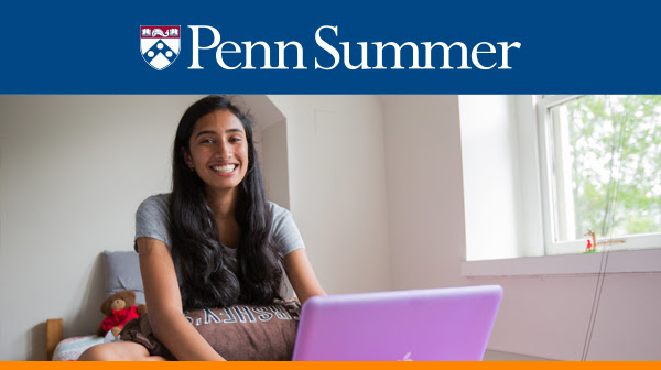 Penn Summer High School Programs