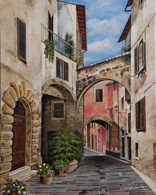Image result for tuscany street