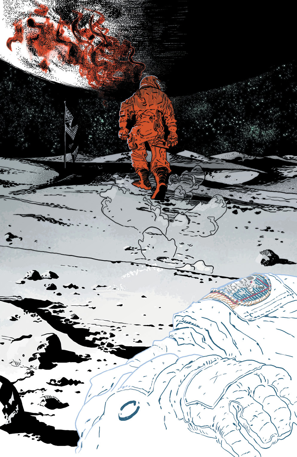 Deep State #1 Incentive Cover