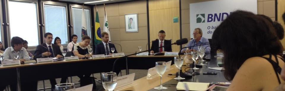 Fórum entre BNDES e Sociedade Civil se reuniu hoje