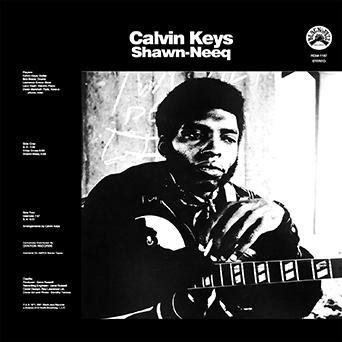 Clavin Keys Shawn-Nee Front Cover Artwork