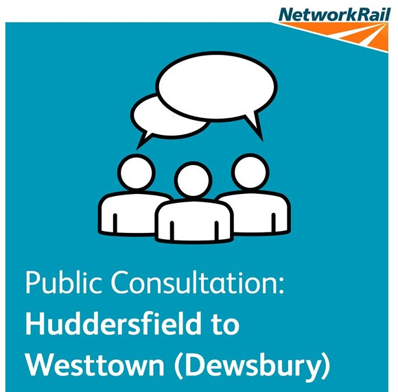 Residents reminded that public consultation on proposed railway upgrades in West Yorkshire begins next week