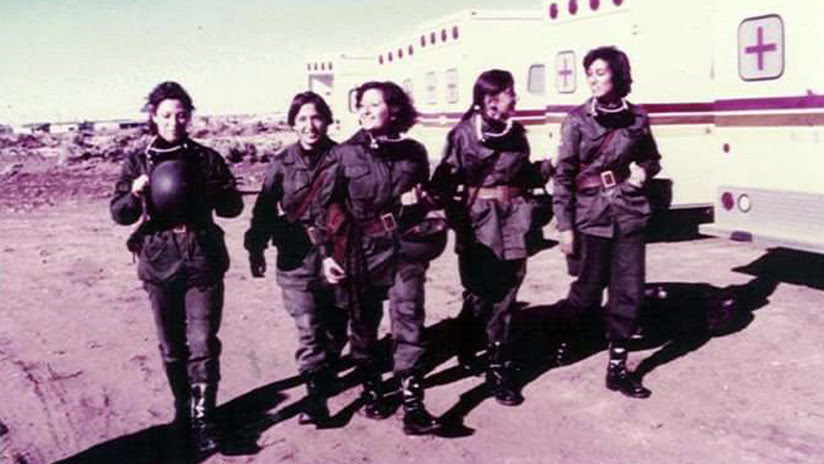 Mujeres silenciadas de la Guerra de Malvinas: