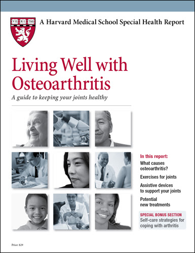 Product Page - Living Well with Osteoarthritis