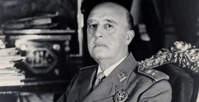 El dictador Francisco Franco / EFE-Archivo
