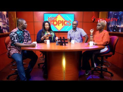 Hot topics with Latasha Ngwube Episode 10