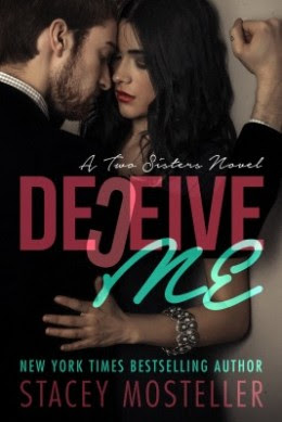Tour: Deceive Me by Stacey Mosteller