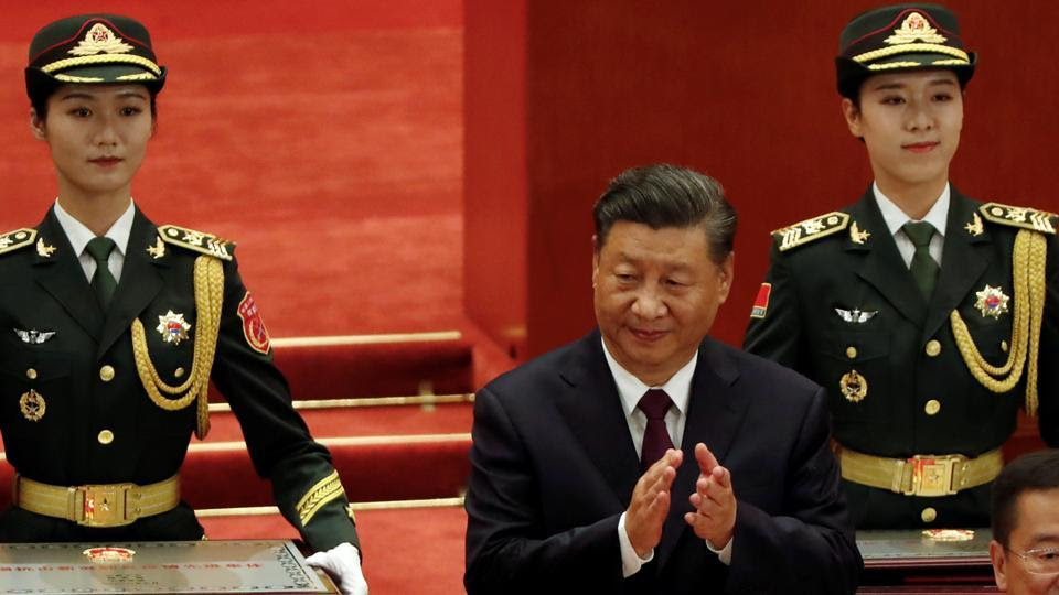 """In his August speech, Chinese President Xi Jinping had called party leaders to build an """"impregnable fortress"""" to maintain peace and stability in Tibet.(REUTERS)"""