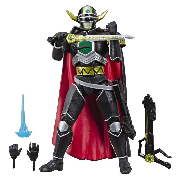 Image of Power Rangers Lightning Collection Wave 2 - Lost Galaxy Magna Defender